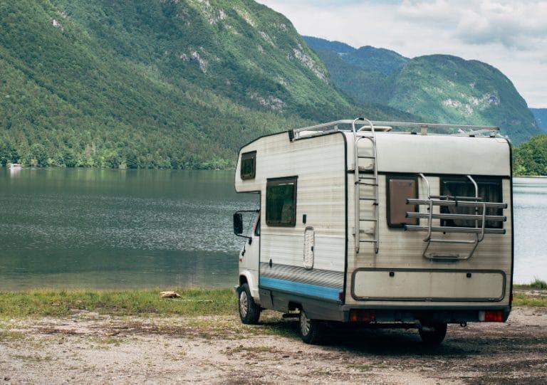 sell old caravan