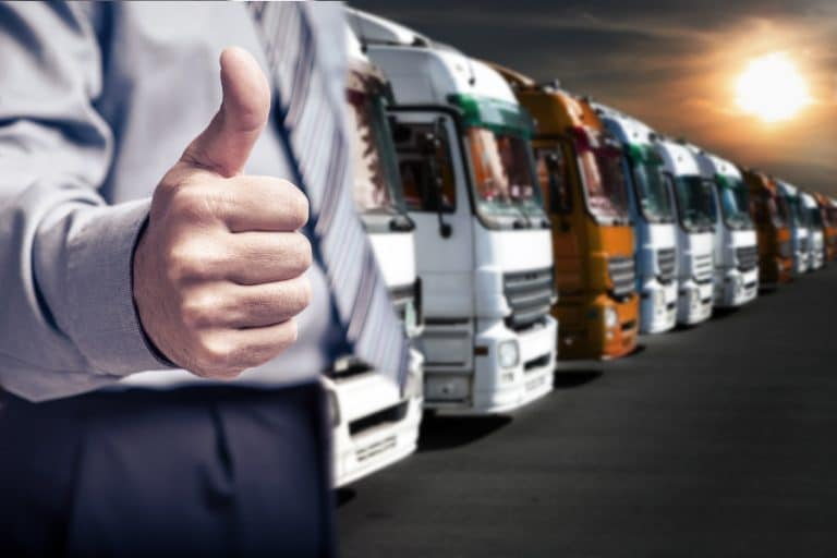 sell damaged trucks