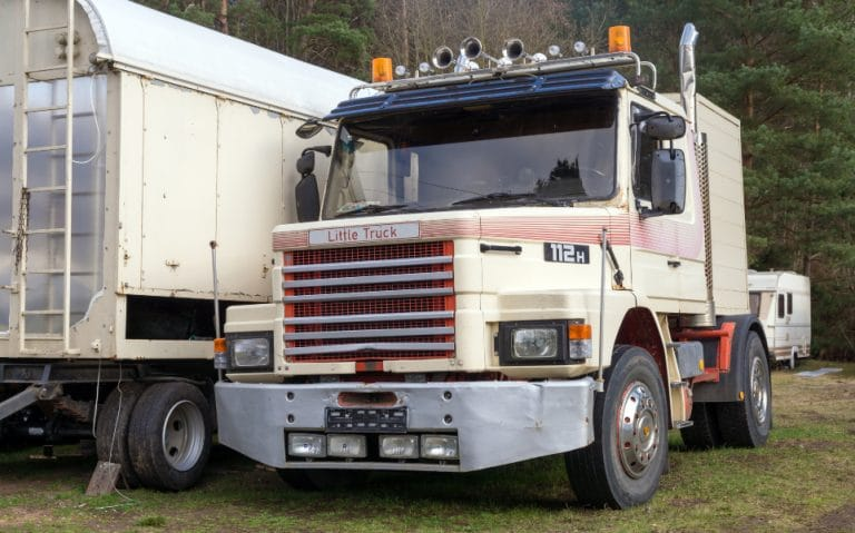 sell old truck in nz